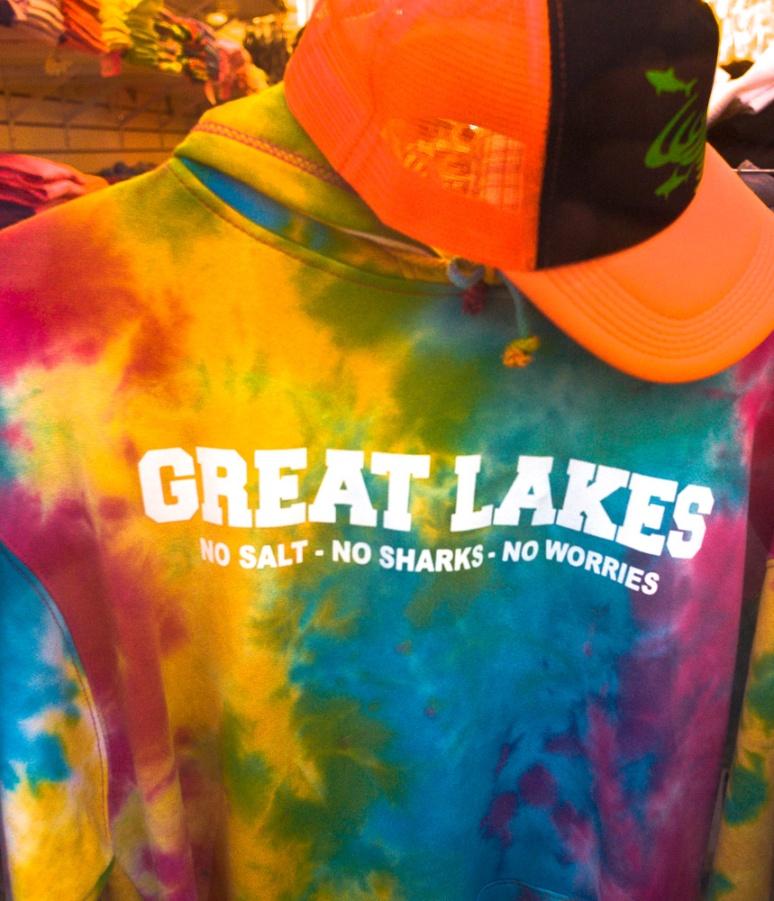 Great Lake Shirt