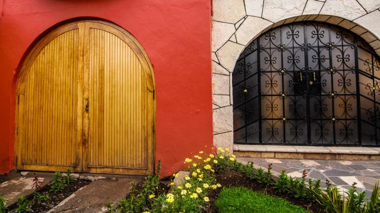 A House in Peru