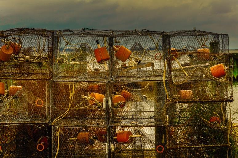 Taylor Landing Crab Pots