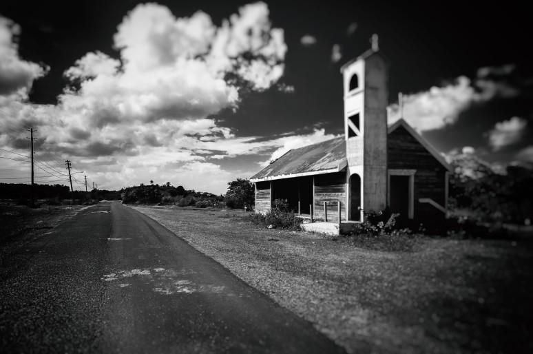 Speeding past Church