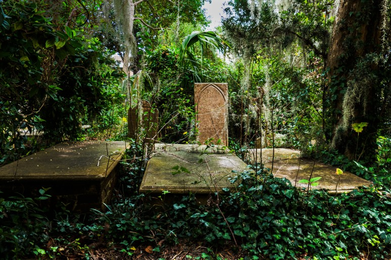 Graveyard in Charleston, SC